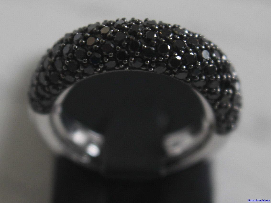 Schwarze Diamanten In Schmuckst 252 Cken